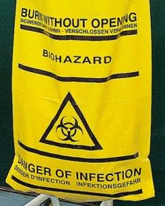 sampah-biohazard